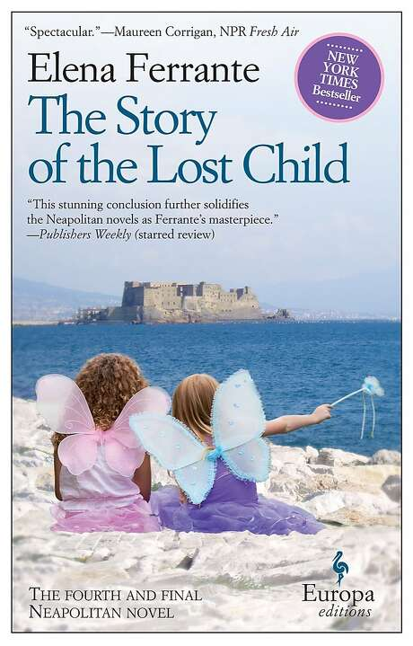 """""""The Story of the Lost Child"""" Photo: Europa Editions"""