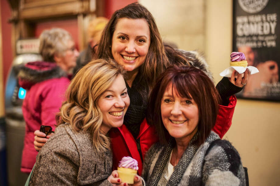 Were you Seen at the celebration of Proctors at 90 on Tuesday Dec 27, 2016? Photo: Richard Lovrich