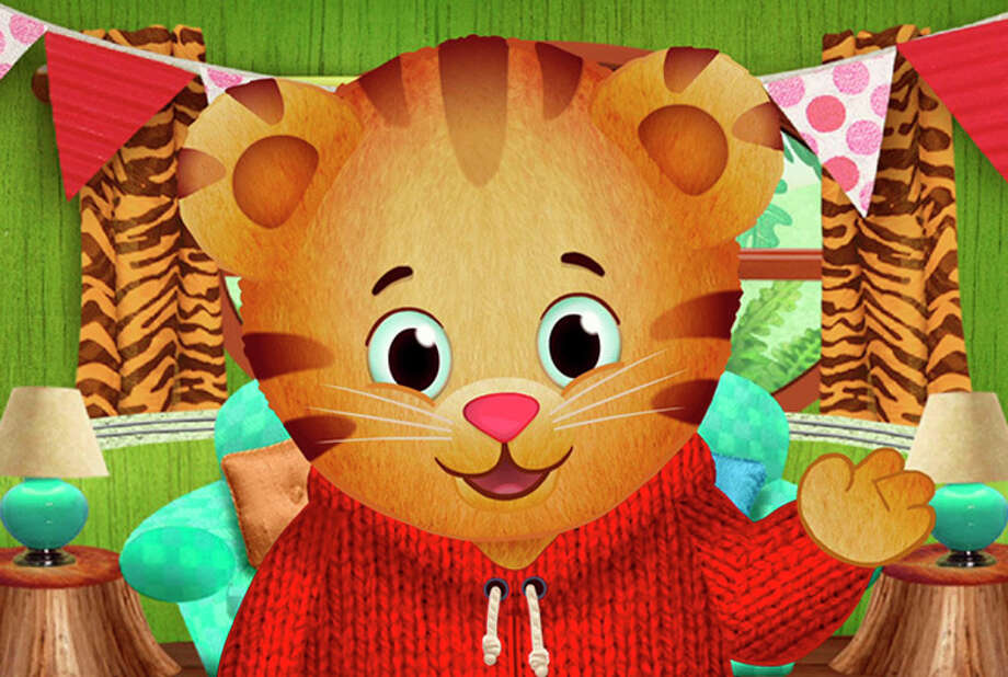 Daniel Tiger, from 'Daniel Tiger's Neighborhood' will be the special guest during the Mid-Michigan Children's Museum's New Year's Eve Bash from 10 a.m. to 4 p.m. Saturday, Dec. 31.