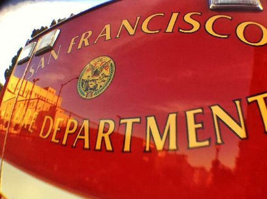 The San Francisco Fire Department responded to more than 30 calls about a mysterious smell of rotten eggs or sulfur overnight, officials said. Photo: Bill Hutchinson / The Chronicle / /
