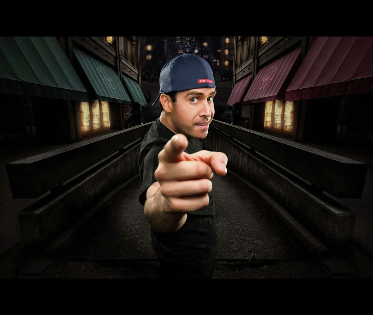 Comedian Pablo Francisco will perform at The Fox Theater at Foxwoods Resort Casino on Tuesday, Dec. 27.
