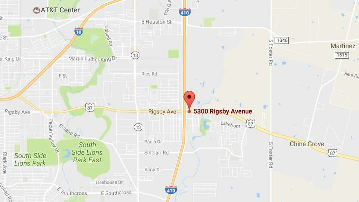 A man in his 30s was found dead outside a Jack in the Box on Dec. 28, 2016, in the 5300 block of Rigsby Avenue.