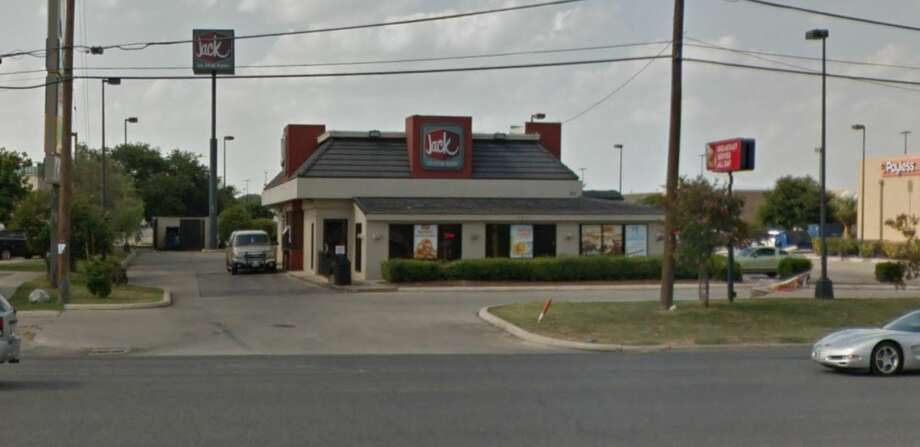A man in his 30s was found dead outside a Jack in the Box on Dec. 28, 2016, in the 5300 block of Rigsby Avenue. Photo: Google
