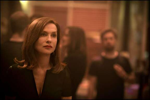"""Isabelle Huppert as Michele in the film """"Elle."""" (Sony Pictures Classics)"""
