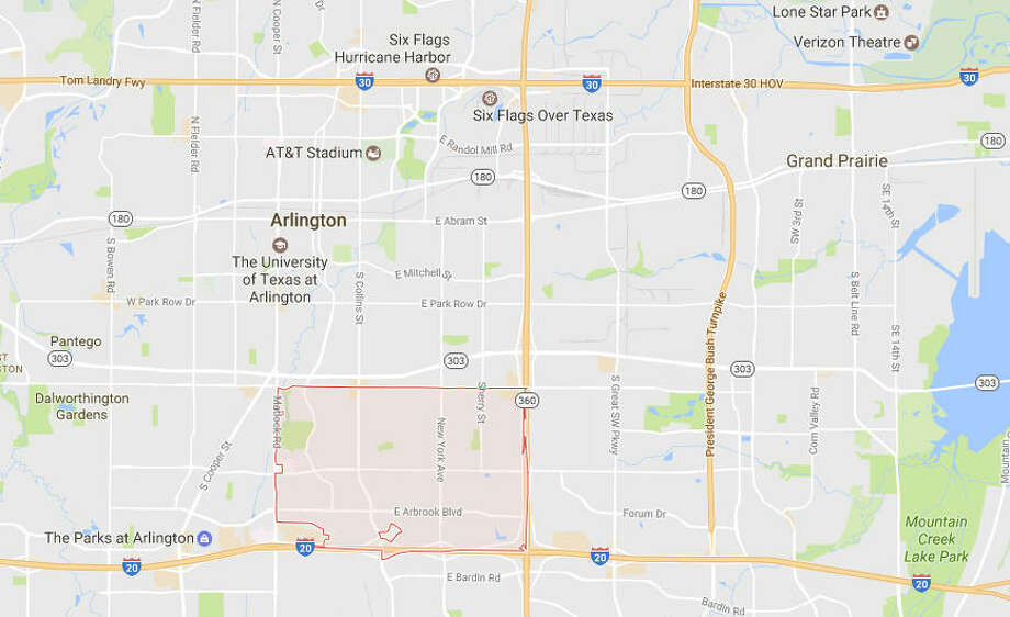#10 --76014: Arlington, TX Photo: Google Maps