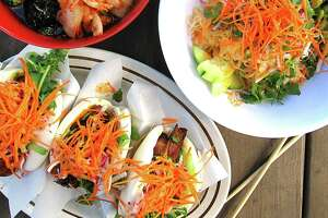 Dishes from Ming's Noodle Bar will be part of the menu at the new Ming's, which is opening next week near the Pearl.