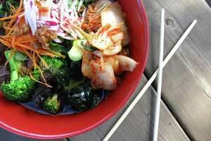 Ming's Noodle Bar in Olmos Park is known for its colorful noodle bowls. The restaurant is opening a second location soon.