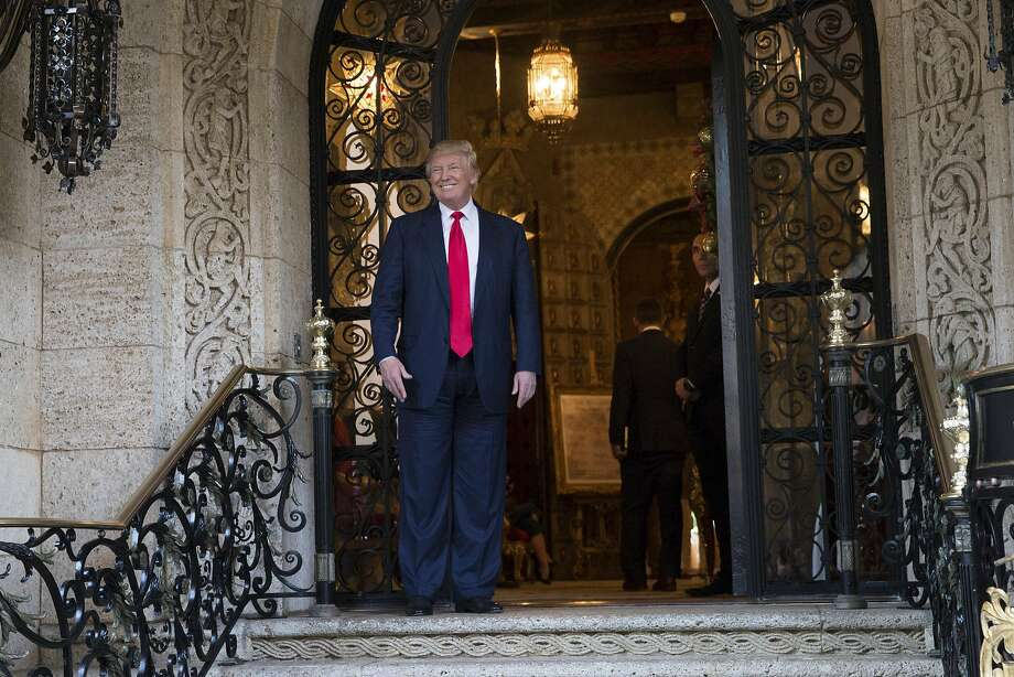 President-elect Donald Trump disputes President Obama's contention that he would have been elected over Trump. Photo: KEVIN D. LILES, NYT