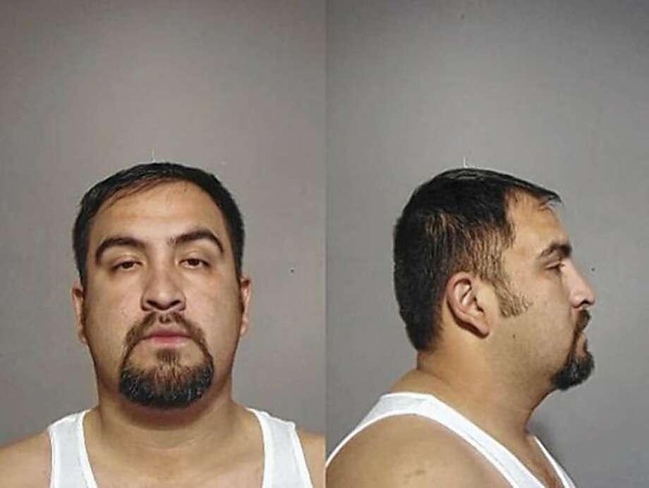 Ex-agent Ivhan Herrera-Chiang was imprisoned for providing sensitive information to drug cartels. Photo: HANDOUT, NYT
