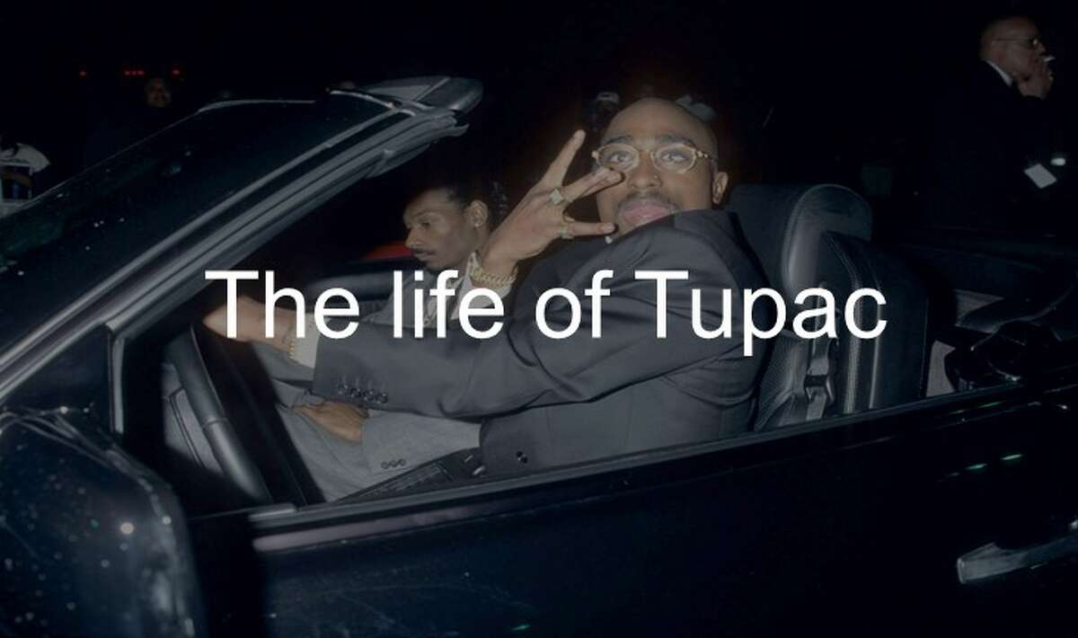 The life of Tupac