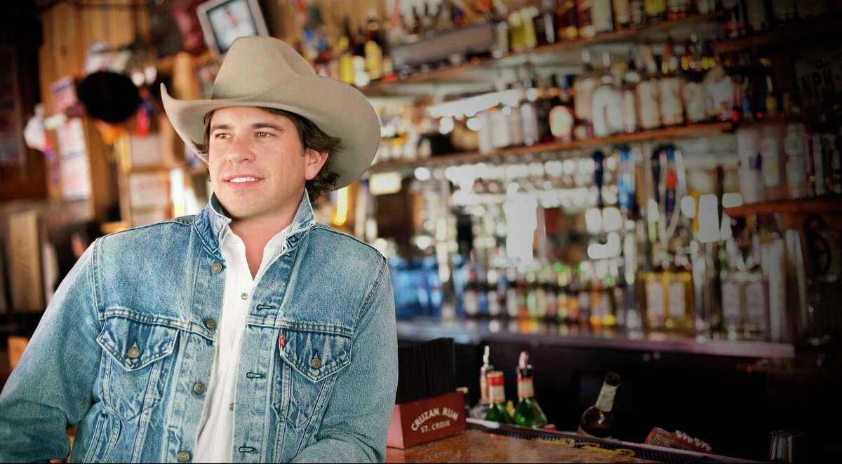 Jon Wolfe performs at the the Whitewater Amphitheater on May 22.