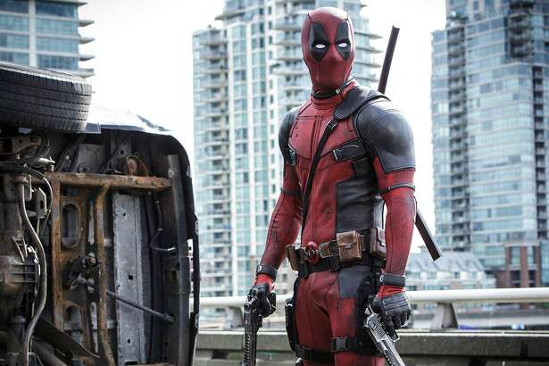 """20th Century Fox was the third-best performing studio, thanks largely to """"Deadpool,"""" the R-rated superhero comedy starring Ryan Reynolds."""