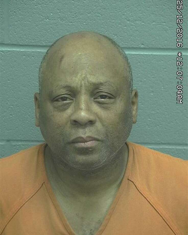 Roderick Johnson, 53,  was arrested Friday after allegedly assaulting a woman, according to court documents.  Photo: Midland County Sheriff's Office