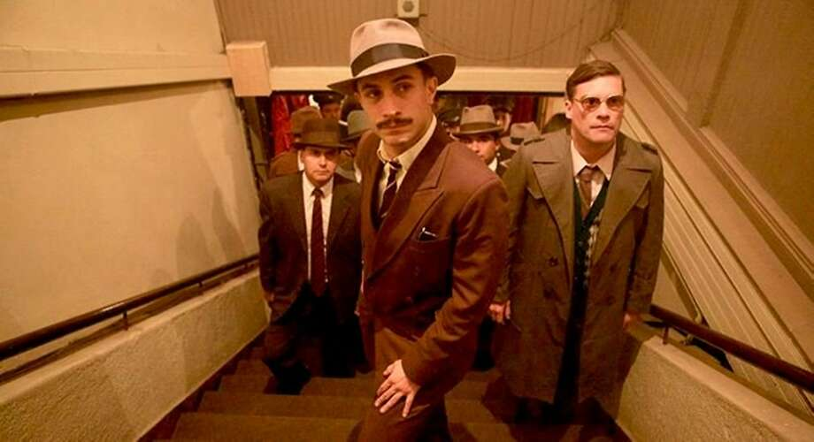 Gael García Bernal plays a police inspector on the trail of poet Pablo Neruda. Photo: Courtesy Of The Orchard
