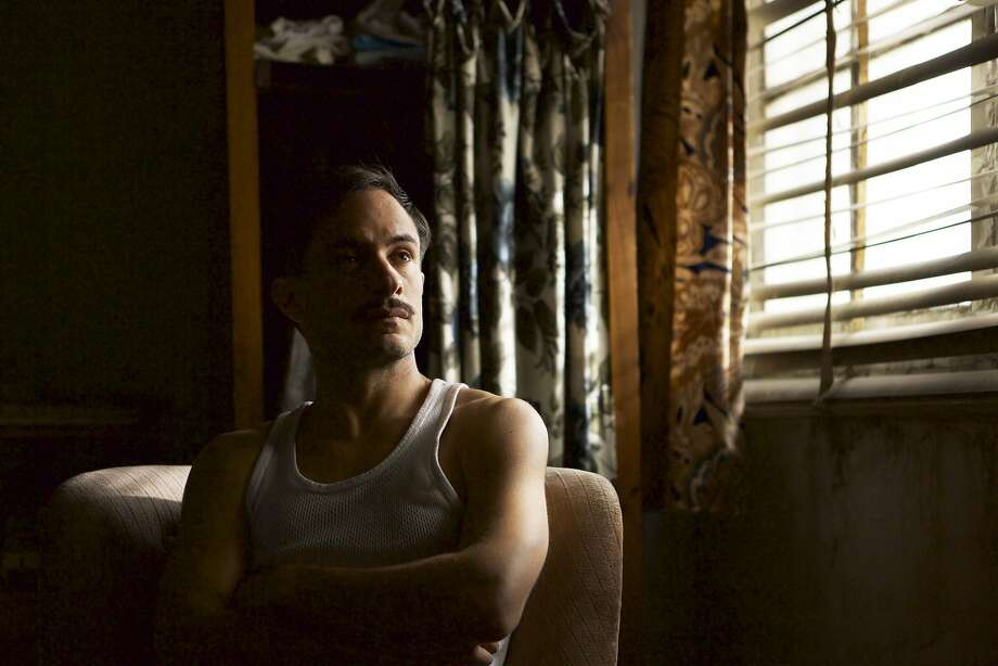 """Gael García Bernal as police inspector Óscar Peluchonneau in """"Neruda,"""" opening at Bay Area theaters on Friday, Jan. 13. Photo: Courtesy Of The Orchard"""
