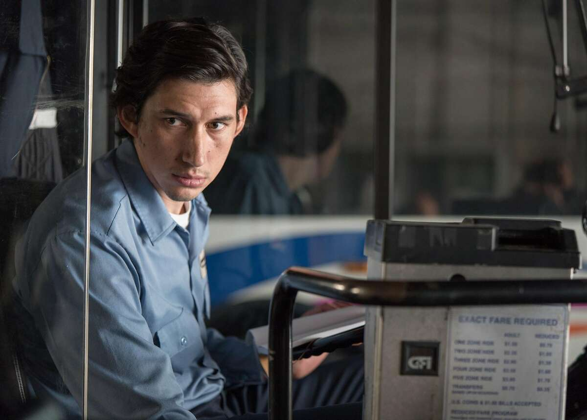 The primary Driver Adam Driver stars as a poet who drives a bus for a living in Jim Jarmusch's gentle character study,