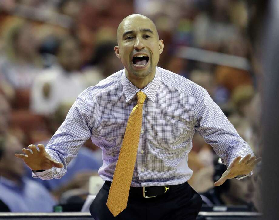 Shaka Smart said his team lacked 's basketball team Texas coach Shaka Smart calls to his players during the first half on an NCAA college basketball game against Kent State, Tuesday, Dec. 27, 2016, in Austin, Texas. (AP Photo/Eric Gay) Photo: Eric Gay / Associated Press / Copyright 2016 The Associated Press. All rights reserved.