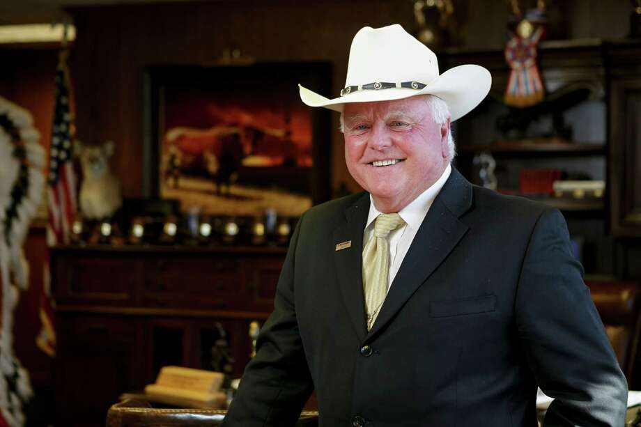 Agriculture Commissioner Sid Miller (shown) is being challenged in the 2018 Republican primary by Trey Blocker, a lobbyist and Austin attorney who specializes in ethics law — and the race is already looking like it could get ugly. Photo: Spencer Selvidge For The San Antonio Express-News / Copyright 2016, Spencer Selvidge for the San Antonio Express-News.