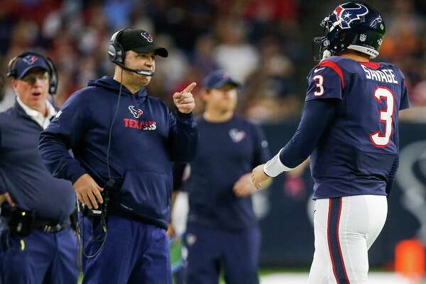 uk availability 949f8 d16d4 Tom Savage showing Texans his mental toughness ...