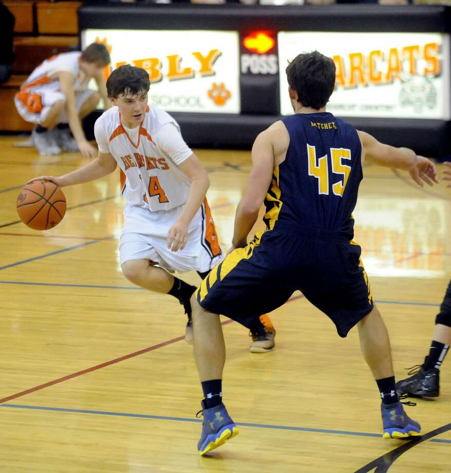 Ubly 33, Bad Axe 29 Photo: Seth Stapleton/Huron Daily Tribune