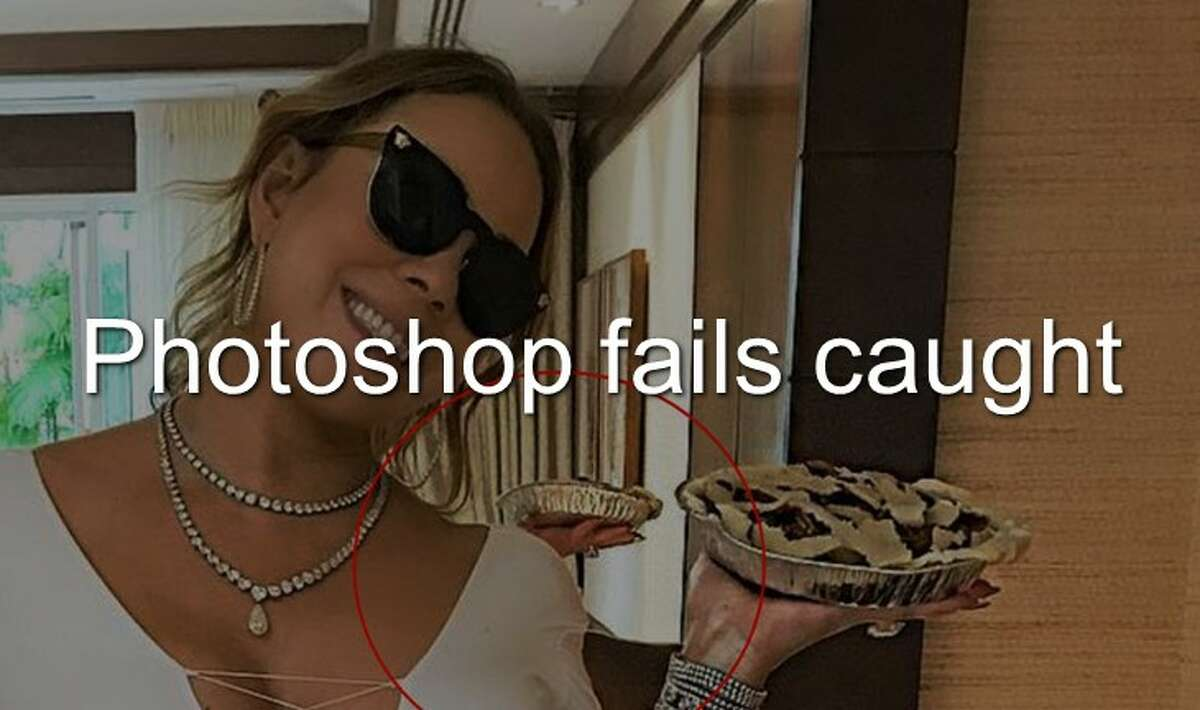 Continue clicking to see the Photoshop fails caught by the internet.