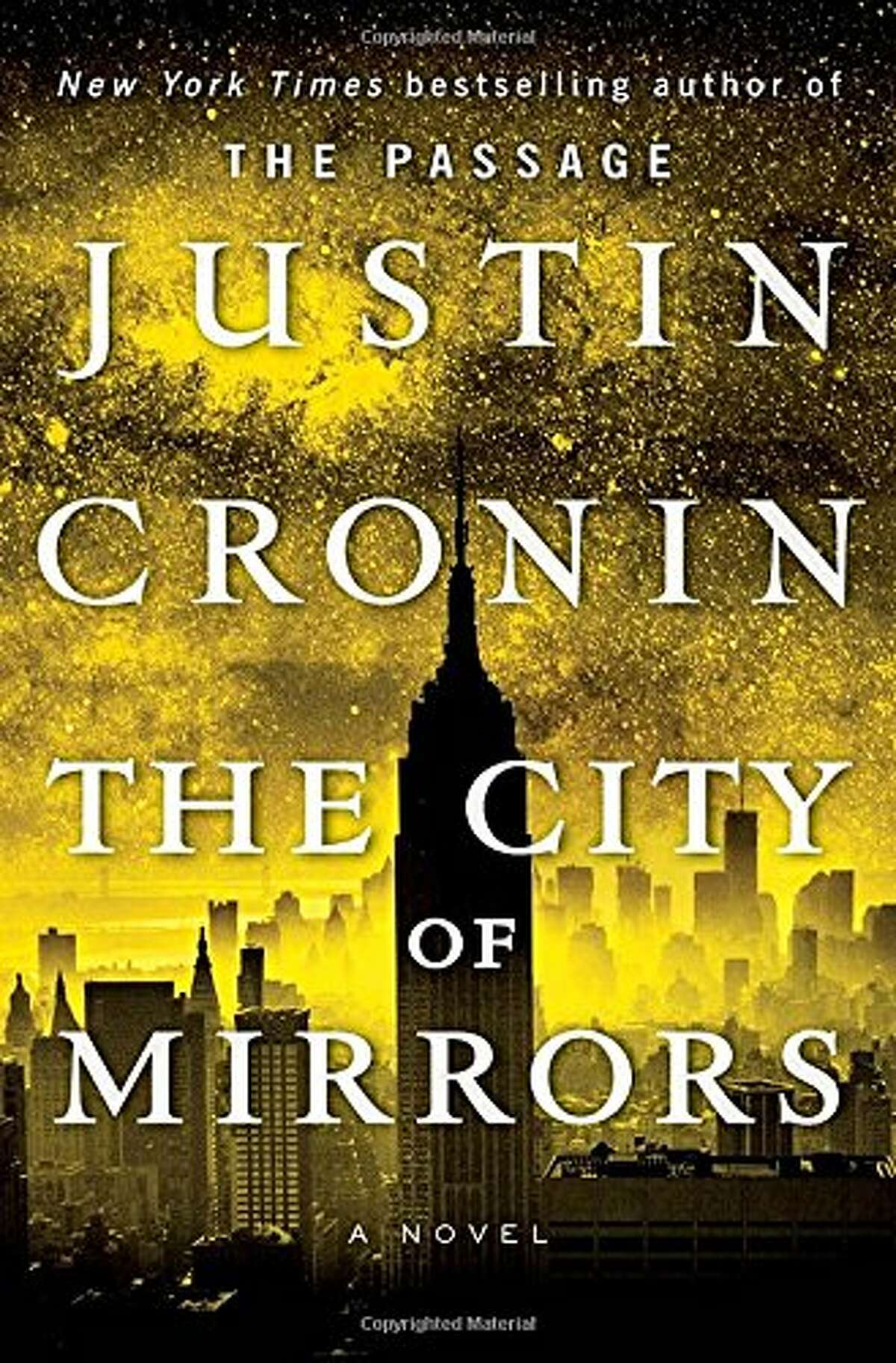 The City of Mirrors By Justin Cronin Ballantine Books, 624 pp., $28 In the final book of Justin Cronin's blockbuster
