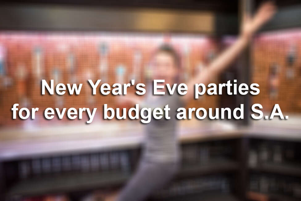 Say hello to 2019 at these New Year's Eve parties that won't break the bank.