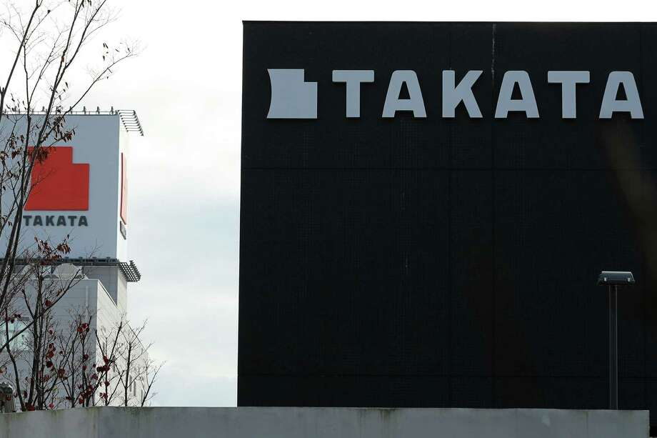 Any broad deal between Takata and the Justice Department would end one chapter in a long-running saga that has enraged drivers, disrupted the auto industry and brought the company to the brink of bankruptcy. Photo: Buddhika Weerasinghe /Bloomberg News / © 2016 Bloomberg Finance LP