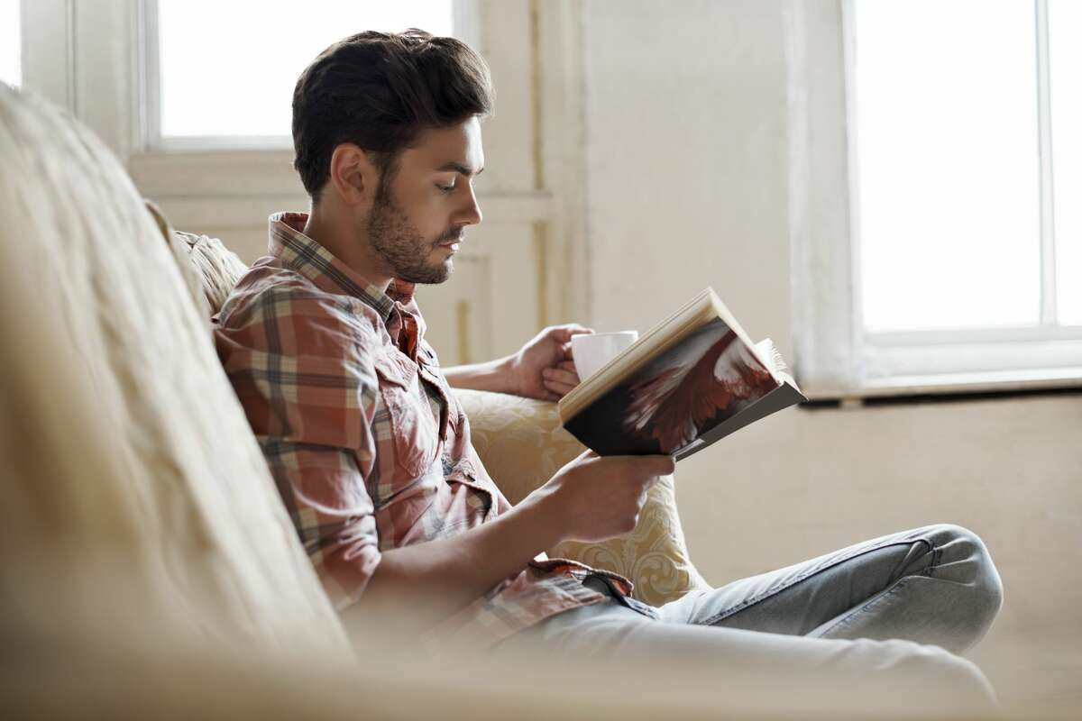 Reading books: The Pew Research Center has shown that of the Americans that have read a book in the last 12 months, 65 percent of them chose to read a print book while only 28 percent read via an e-book.