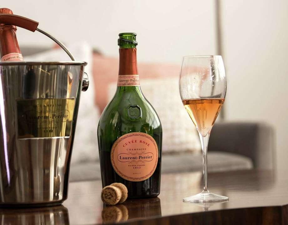 Laurent-Perrier Cuvée Rosé ($99.99) Photo: Laurent-Perrier