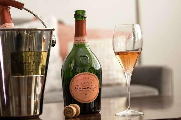 Laurent-Perrier Cuvée Rosé ($99.99)