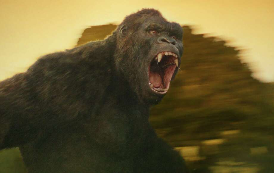 """Kong: Skull Island"" is the No. 1 movie in the U.S. Photo: Warner Bros. Pictures / © 2016 Warner Bros. Entertainment Inc.  All Rights Reserved."