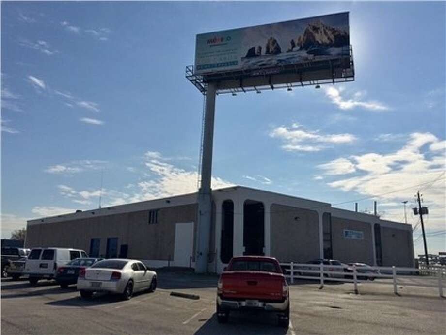 The 34,000-square-foot property along the Gulf Freeway near College Avenue has been sold by a private investor. Photo: Marcus & Millichap, Contributed Photo