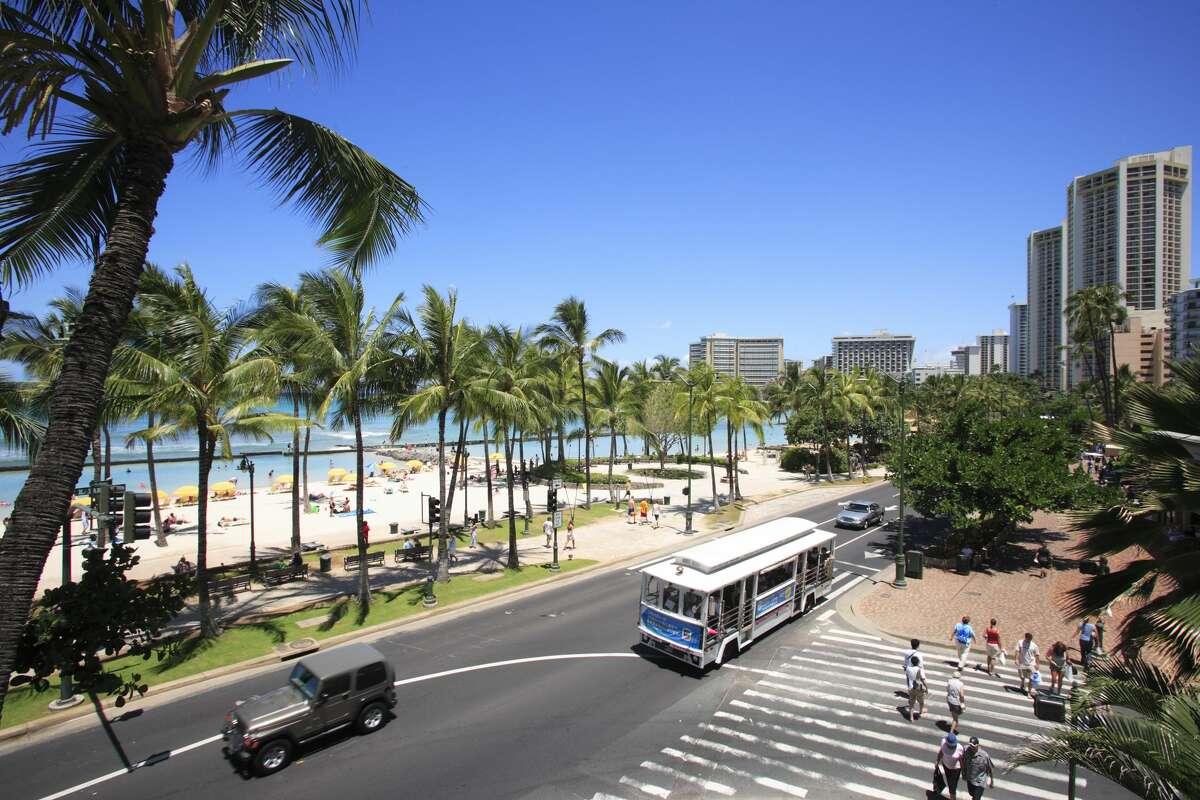WORST 9. Hawaii Source: Chief Executive magazine