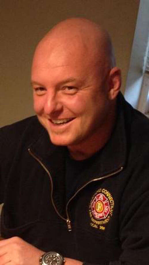 "Jason ""Carf"" William Carrafiello, age 38, a life long resident of Stratford passed away suddenly on Monday, December 26, 2016 at his home. Jay was a graduate of Stratford High School and received an Academic All American football player award for the class of 1996 and was a Fireman for the Town of Stratford since 2004. Photo: Contributed Photo / Connecticut Post Contributed"