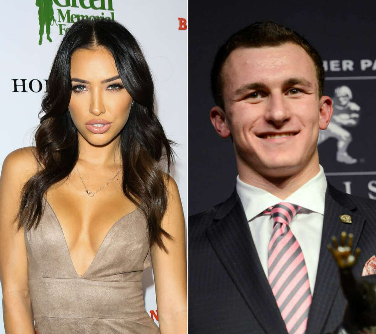 TMZ reports that Johnny Manziel is getting closer to Bre Tiesi, an Instagram model. Continue clicking to see the highs and lows of Manziel during his years in the spotlight.