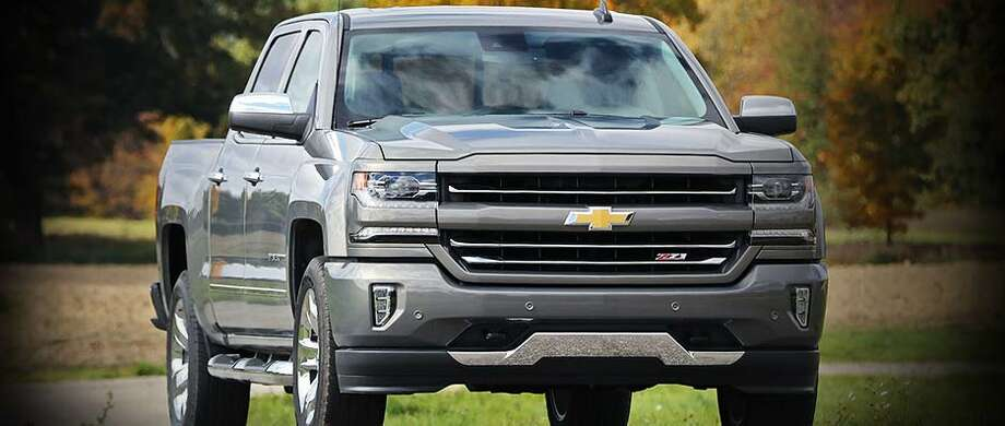 The Chevrolet Silverado 1500 seems perpetually in pursuit of the Ford F-series