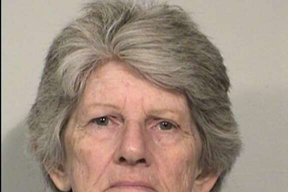 FILE - This Dec. 2, 2014 file photo provided by the California Department of Corrections and Rehabilitation shows Patricia Krenwinkel. Krenwinkel, a follower of cult killer Charles Manson, is again seeking parole 47 years after she helped kill actress Sharon Tate and six others in 1969. (California Department of Corrections and Rehabilitation via AP, File)