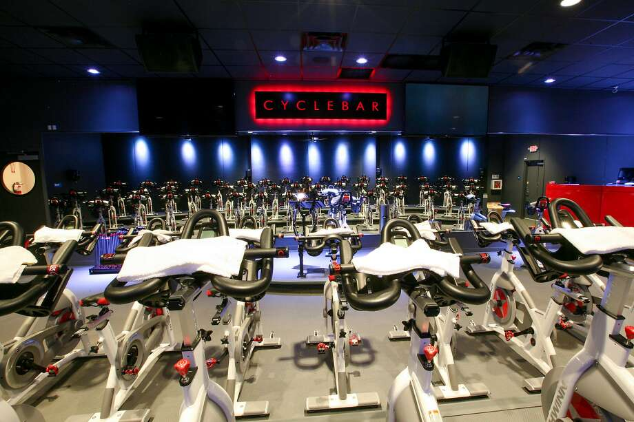 CycleBar  was founded in Boston and 2004, and has Bay Area locations in Novato, Berkeley and Los Gatos. Photo: CycleBar