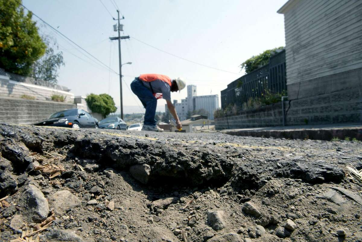 It costs eight times more to fix a road than to maintain it.