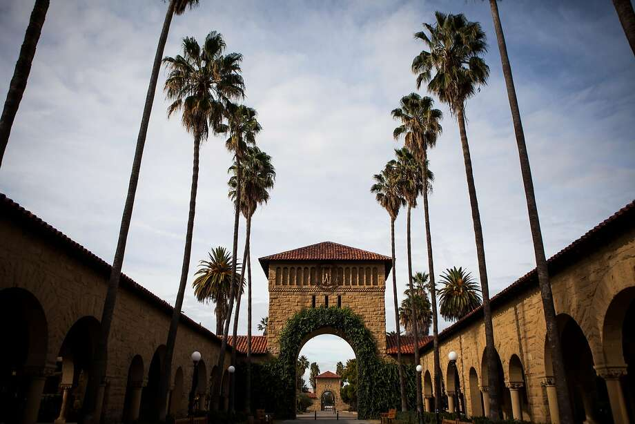 Stanford's Graduate School of Business has been highly rated. Photo: MAX WHITTAKER, NYT