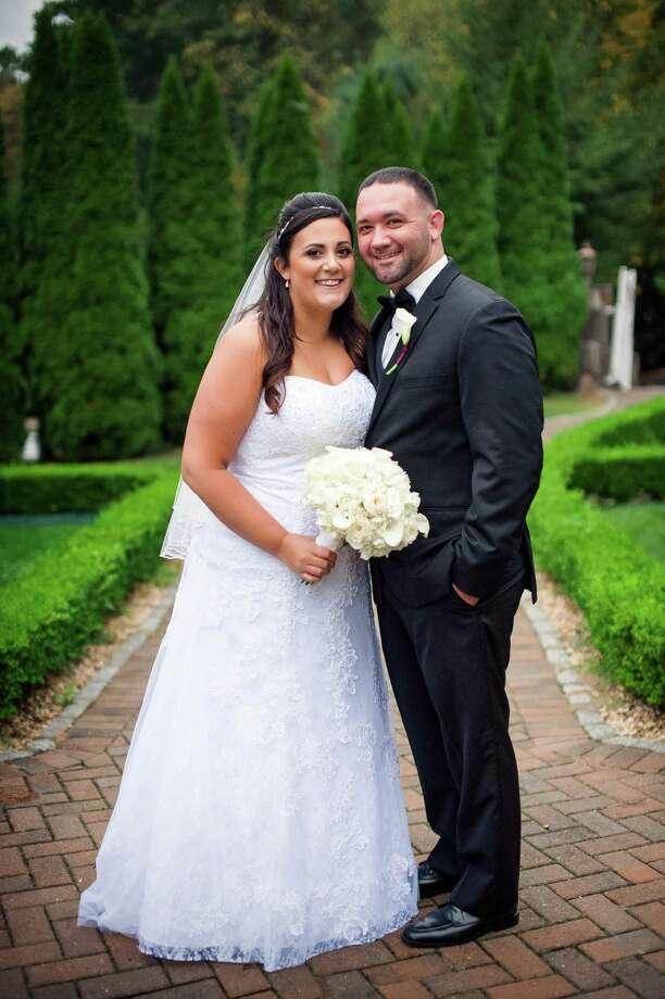 Alexandra Marie Berardi and Anthony Joseph Pessolano Photo: / Contributed Photo