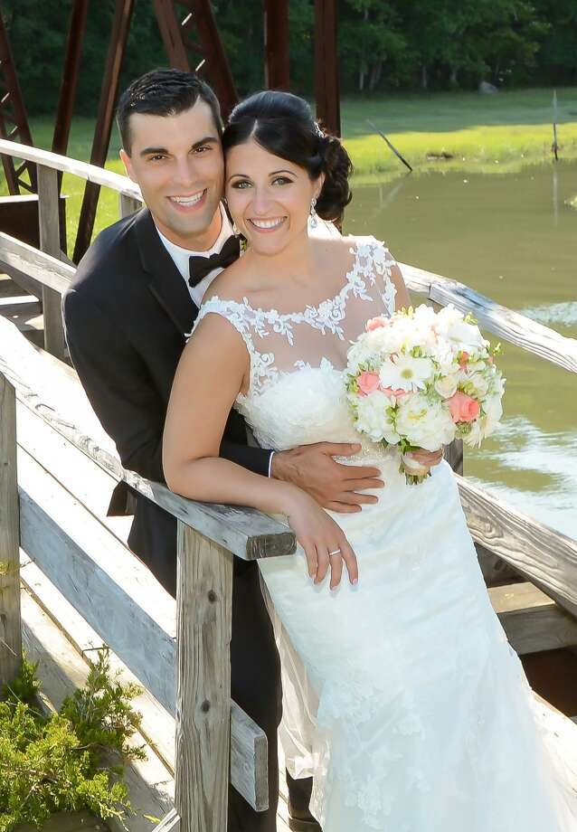 Angelo J. Saba III was married on June 25   to Jessica Anne Young, Photo: / Contributed Photo