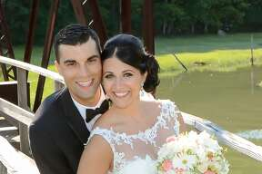 Angelo J. Saba III was married on June 25   to Jessica Anne Young,