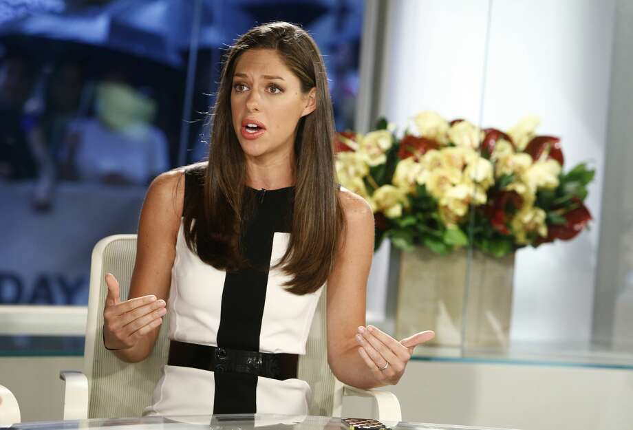 """Fox & Friends"" co-host Abby Huntsman on Sunday accidentally referred to the highly anticipated summit between President Donald Trump and North Korean leader Kim Jong Un as a meeting of ""two dictators."" She later apologized on air for what she had said. Photo: NBC NewsWire/NBCU Photo Bank Via Getty Images"