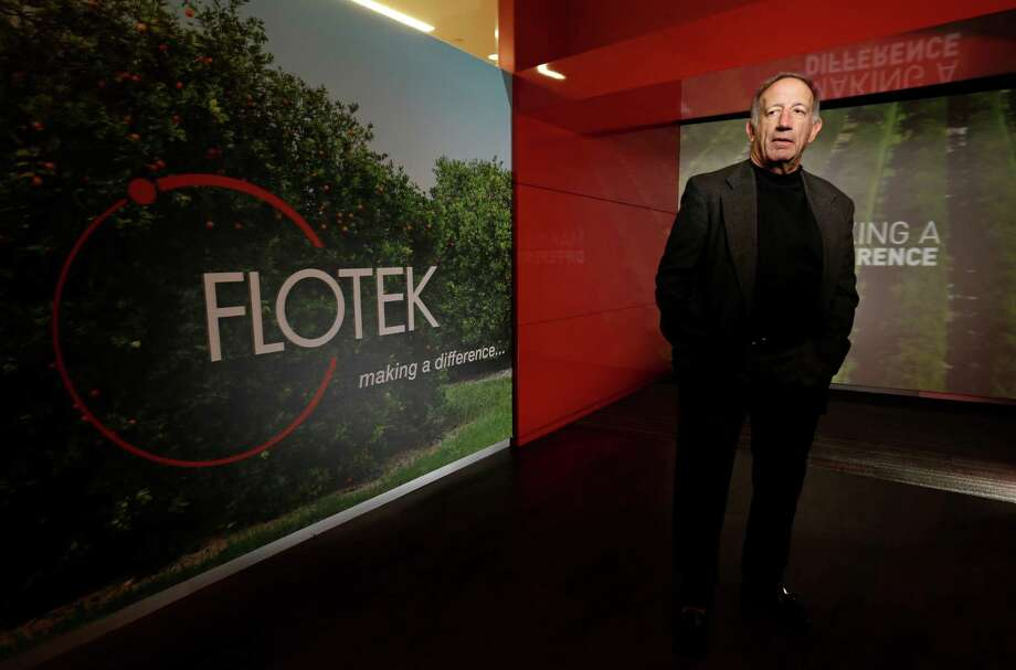 John Chisholm, CEO, talks about Flotek, 8846 West Sam Houston Pkwy. N., shown Tuesday, Dec. 13, 2016, in Houston. ( Melissa Phillip / Houston Chronicle ) Photo: Melissa Phillip, Staff / © 2016 Houston Chronicle