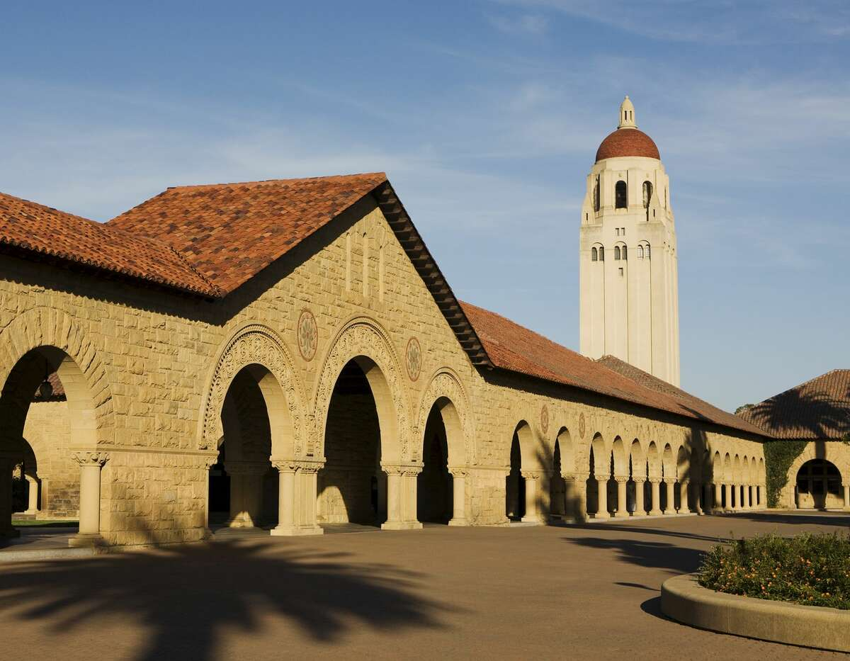 1. Stanford University Overall rank: 3