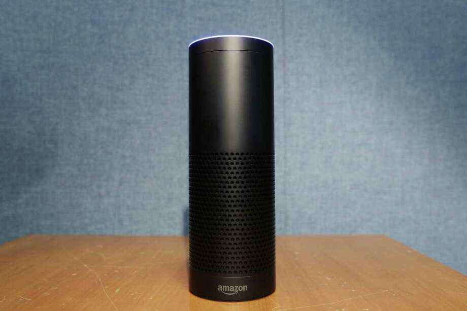 Amazon is resisting an effort by Arkansas prosecutors to obtain potential recordings from a slaying suspect's Amazon Echo smart speaker, saying authorities haven't established that their investigation is more important than a customer's privacy rights. Photo: Associated Press /File Photo / Copyright 2016 The Associated Press. All rights reserved.
