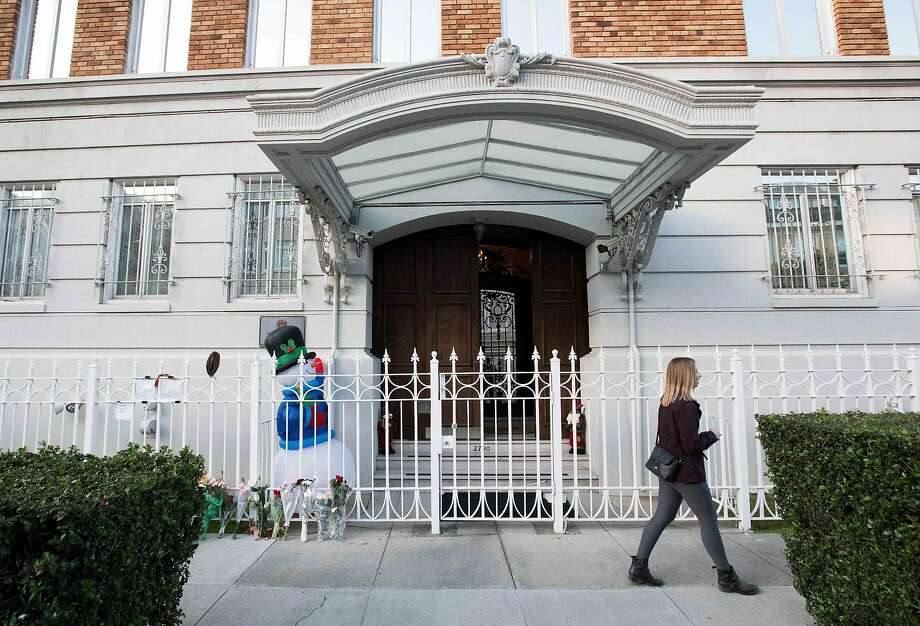 Russian consul general in sf calls expulsions not human for Consul building