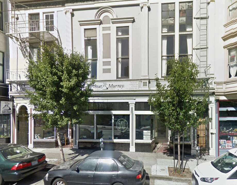 """10. SALT327 Divisadero St.Most recent review:""""Salt classes are super fun, and a great workout! I have been to Barre Fight six times so far (a combo of boxing, pilates and barre) and I have a great time."""" - Sarah B. Photo: GOOGLE MAPS"""